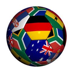 Fußball-Gruppe-D