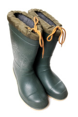 Rubber Winter Boots