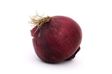 whole organic red onion