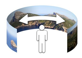 3 д панорама