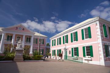 NASSAU,HOUSES OF PARLIAMENT