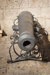 old cannon gun
