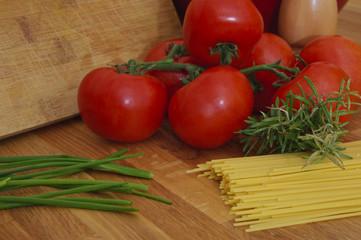 Tomatensoße - Zutaten