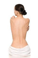Schlanker Rücken Dakidissa