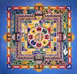Canvas Prints Imagination Mandala