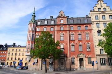 Architectur, Stockholm