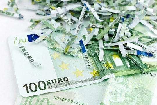 shredded unworthy euro