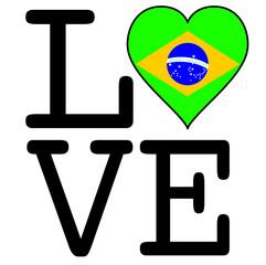 I Love Bresil