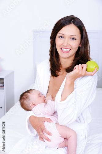 Диета для кормящих мам - mama12ru