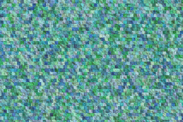 Colorful tiles texture background