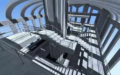 concrete gallery v3