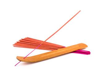 Orange incense