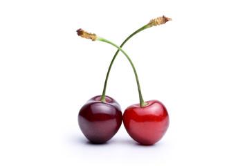 Cherries in love