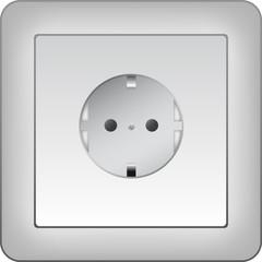 Steckdose Energie Strom