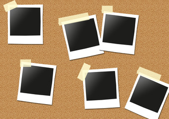 Polaroid board