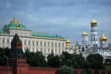 Les toits du Kremlin