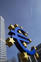 Euro - The financial Symbol