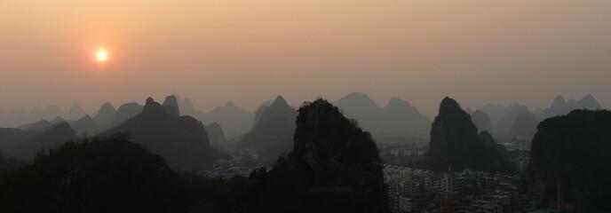 Photo sur Plexiglas Guilin guilin landscape