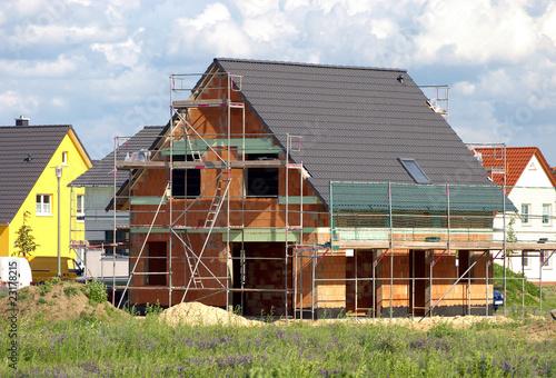 Eigenheim rohbau stockfotos und lizenzfreie bilder auf for Eigenheim berlin