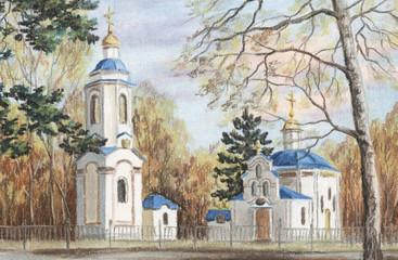 Evgenie Muchenika church