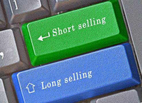 Hot keys for long and short selling