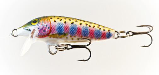 Macro fishing lure