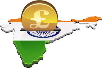 Invest Pounds in India