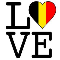 I Love Belgique