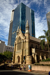 Kathedrale in Brisbane