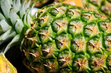 Ripe Pineapple Skin
