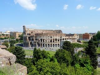 Roman Coliseum in Rome