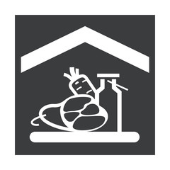 Jause-Piktogramm