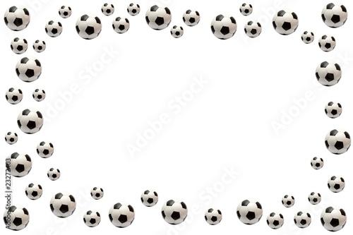 soccer ball frame\