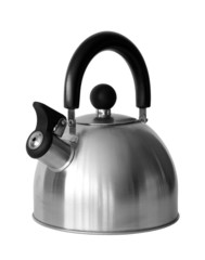 Kettle with whistle.