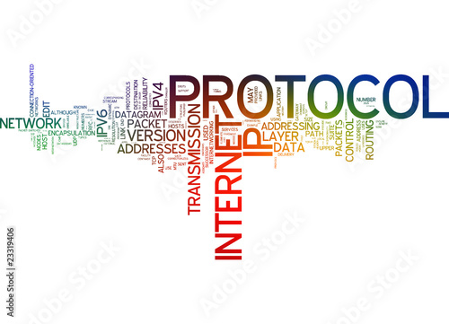 """""""IP - Internet Protocol"""" Stock photo and royalty-free ..."""