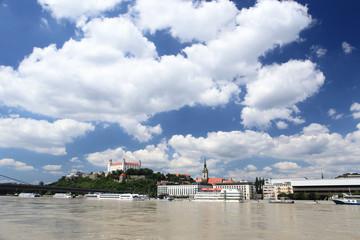 Bratislava clouds, Slovakia