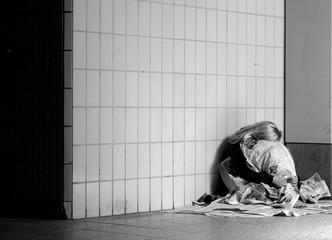 Armut endet auf der Strasse