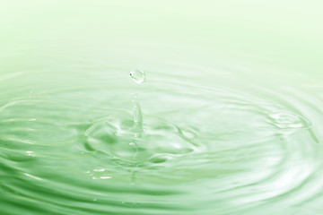 water drop spa