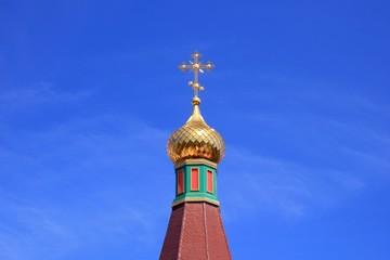 Iglesia ortodoxa rusa en Alicante