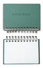 Green cover Note Book