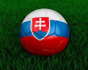 Slovakian soccer ball