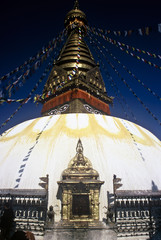 Swayambhu stupa, Nepal