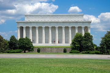Fotomurales - Lincoln Memorial in Washington DC
