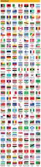 world flag concept