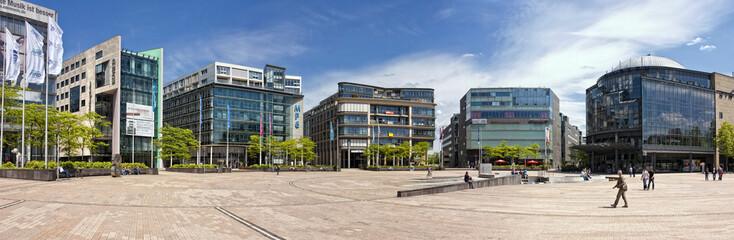 Mediapark Köln Panorama