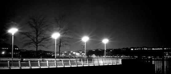 Pier at Night