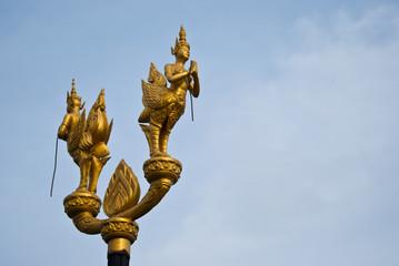 Native Thai style art
