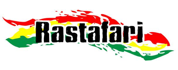 Rasta Symbol - Rastafari Flag 01