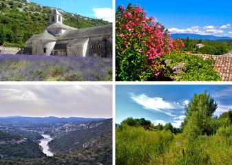 Mosaïque Provence