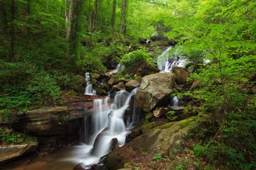 Amicalola Waterfall